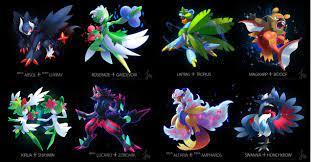 New Mega fusions (single image): pokemon