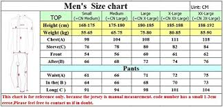 Sponeed Mens Bike Jersey Full Sleeve Compression Pants And Jacket