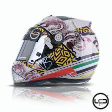 helmet paint helmet design service by liquid colour design
