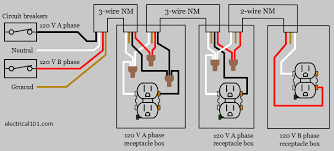 national electrical code multiwire branch circuit electricians multi wire branch circuit preferred wiring diagram