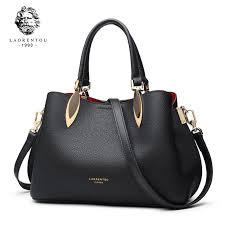 <b>LAORENTOU Brand Women</b> Handbag Fashion Shoulder ...