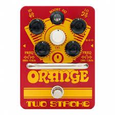 Процессоры <b>эффектов</b> и <b>педали</b> для гитары <b>Orange</b> Two Stroke ...