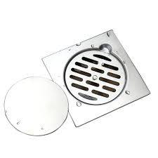 hair strainer for shower new arrival brass polished bathroom square shower drain floor trap