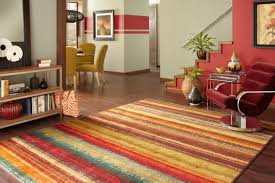 selecting an area rug
