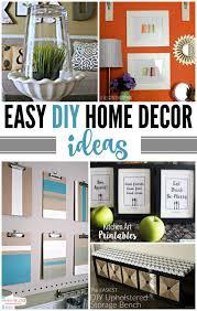 Fun Diy Home Decor Ideas Creative New Decorating Design