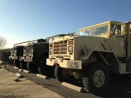 OohRah! Military Diesel Hardware In The Civilian World