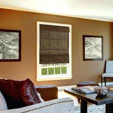 wicker blinds bamboo shades natural shades shades the home depot cocoa  bamboo roman shade blinds wicker