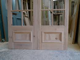 brand new french doors reion reclaimed pine stained glass doors company aa81