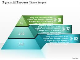 Pyramid Powerpoint Powerpoint Tutorial 8 How To Create A Stunning 2d And 3d Pyramid
