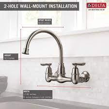 faucet wall mount faucet bathroom