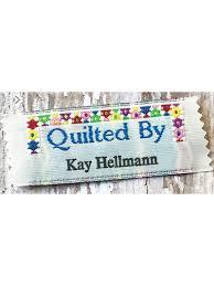Quilt & Sew Labels -