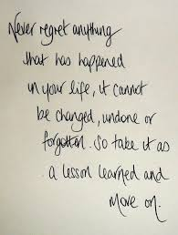 Lesson Learned Quotes Magnificent Life Lessons Move On Quotes Pinterest Life Lessons Regrets