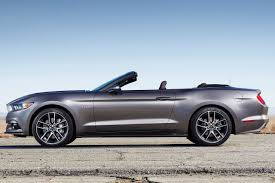Used 2015 Ford Mustang Convertible Pricing - For Sale | Edmunds