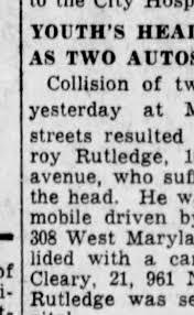 leroy rutledge - Newspapers.com