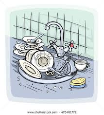 dishes in sink clipart. Contemporary Dishes Dishes Clipart Sink Throughout Dishes In Sink Clipart R