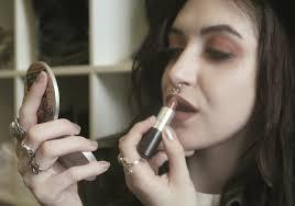 my everyday makeup 90 s grunge inspired tutorial