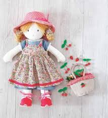 Handmade Doll Patterns