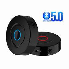 Bluetooth 5.0 Rca Aux 3.5Mm Ses Verici Alıcı 2-In-1 Kablosuz Tv Müzik  Adaptörü