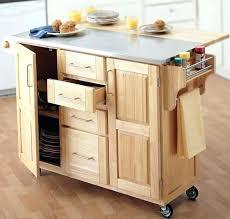 kitchen island on wheels ideas partumme