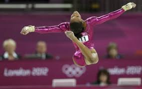 vault gymnastics gabby douglas. U.S. Gymnast Gabrielle Douglas Performs On The Floor During Artistic  Gymnastics Women\u0027s Individual All-around Competition At 2012 Summer Olympics, Vault Gabby Douglas