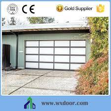 used 16x7 garage doors white door frosted gl