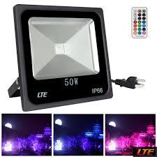 cool home lighting. LTE 50W Motion Sensor Flood Lights Outdoor Security Floodlight Waterproof IP65 3750 Lumens Cool White 6000K PIR Home Lighting L