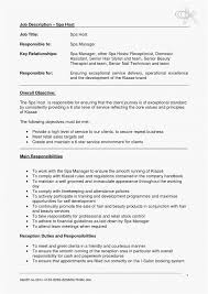 23 Ideal Receptionist Job Description Resume To Your