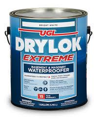 ugl drylok extreme masonry waterproofer
