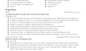 Accounts Receivable Resume Sample Monster Account Functional Tax Best Account Receivable Resume