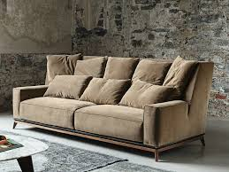 2 seater high back fabric sofa 430 opera 2 seater sofa by vibieffe