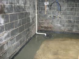 preventing basement seepage