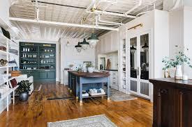 an open door look at interior design