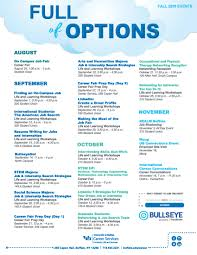 office of career services fall events pre law advising office of career services fall 2016 events