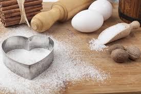 Ingredients Wixey Bakery