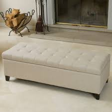 cushioned coffee table. Top 40 Matchless Tufted Leather Ottoman Coffee Table Oversized Round Cushioned Grey