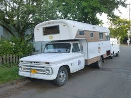 All Chevy 1965 chevy c30 : Curbside Classic: 1964 Chevrolet C30 Chinook Class C Motorhome ...