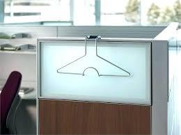 Office cubicle wall White Cubicle Jacket Hanger Cubicle Jacket Hanger Cubicle Wall Hooks Panel Wall Hook Aluminum