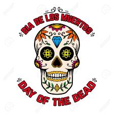 Day Of The Dead Skull Designs Day Of The Dead Dia De Los Muertos Mexican Sugar Skull Design