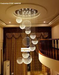 large modern globe crystal chandelier led lighting ceiling lamp rain drop light rustic pendant lighting glass pendant from oilandwatches 683 42 dhgate