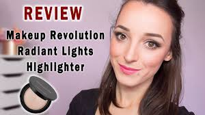 hourglass ambient lightning powder dupe makeup revolution radiant lights review you