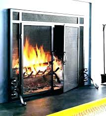 wood fireplace doors replacement diyselfco wood burning fireplace glass doors wood burning stove glass door cleaner
