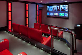 home theater floor lighting. Plain Theater We Can Install Lighting Along The Floorboards On In Tiers Of Your Home  Theater Room Floor Add Subtle Accents To Overall Look  For Home Theater Lighting The Custom Store