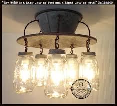 jar lighting fixtures. an exclusive lamp goodsu0027 mason jar light fixture 5light light lighting fixtures l