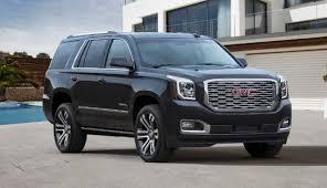 Gmc Tire Size Chart 2018 Yukon Full Size Suv
