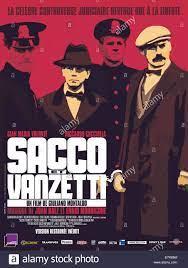 Sacco e Vanzetti Jahr: 1971 Italien Regie: Giuliano Montaldo Filmplakat (Fr  Stockfotografie - Alamy