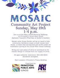 art project city of princeton il
