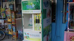 Vending Machines In India Extraordinary Western Railway Installs 48 Water Vending Machines The Indian Express