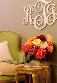 wedding monogram guestbook 18h wedding decor wood by pinwheelfair