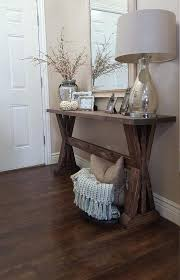 cheap entryway table. Rustic Foyer Table Farmhouse Entryway By On Cheap . A