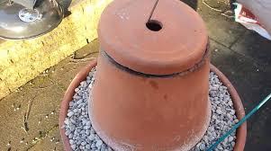 flower pot tandoor oven 3
